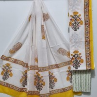 BUY BEST COTTON DRESS MATERIAL WITH FREE SHIPPING BUY NOW AT GROZA